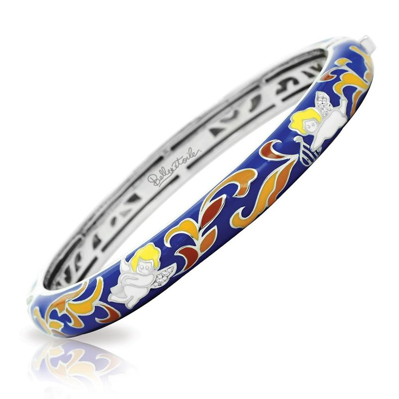 Belle Etoile Cherubs Bangle