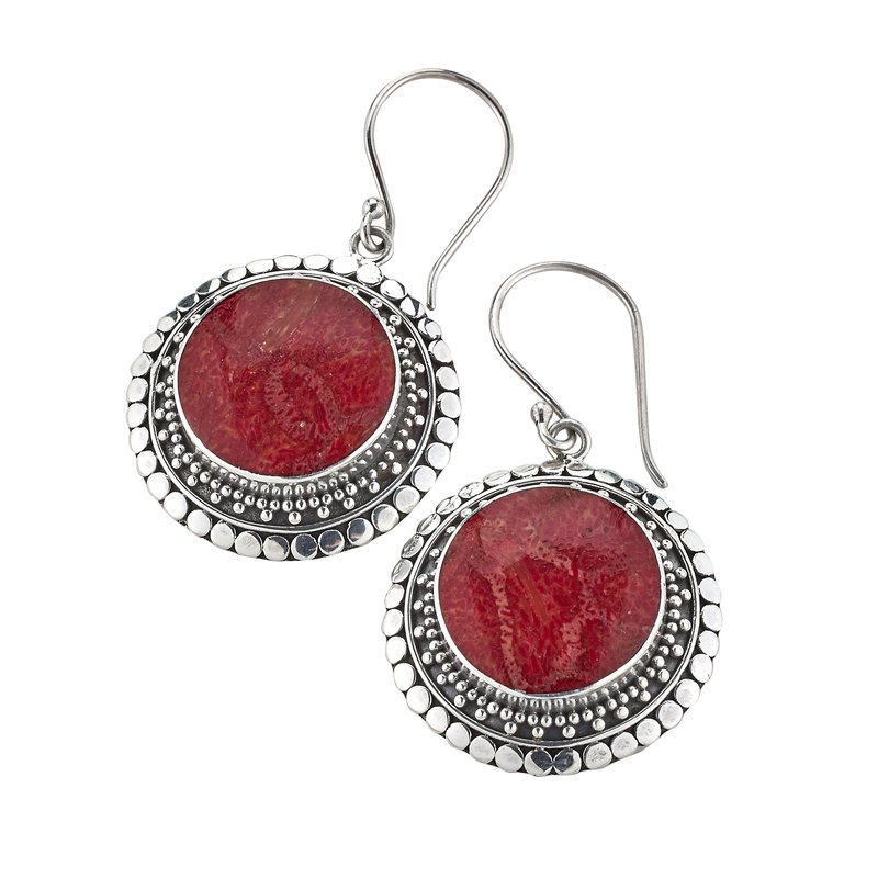 Samuel B Corona Earrings
