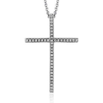 ZP195 CROSS PENDANT
