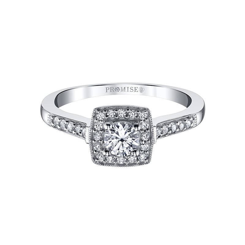 "Love Story Diamonds ""Natalie"" - Promise Collection by Lovestory"