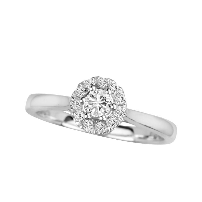Elite Collection 14K 0.33Ct Dima Ring