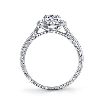 MARS 14761HE Solitaire Engagement Ring