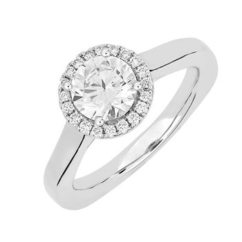 Bridal Ring-RE13287W10R