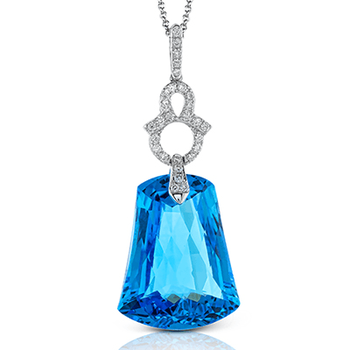 ZP661 COLOR PENDANT