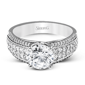 MR2497-A ENGAGEMENT RING