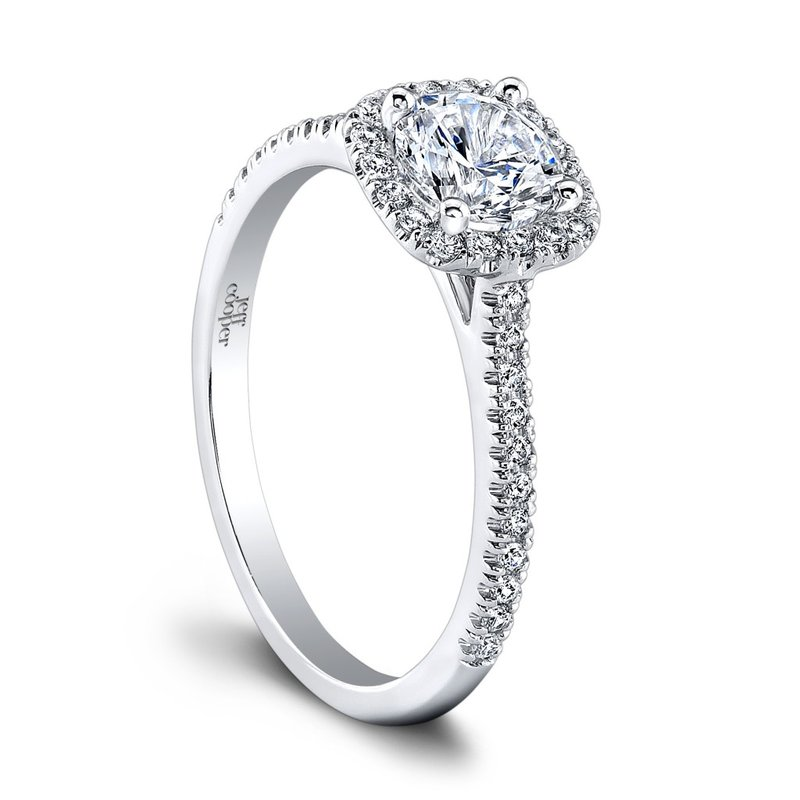 Jeff Cooper Tracie Engagement Ring