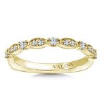 Valina Stackable Wedding Band in 14K Yellow Gold  (.20 ct. tw.)