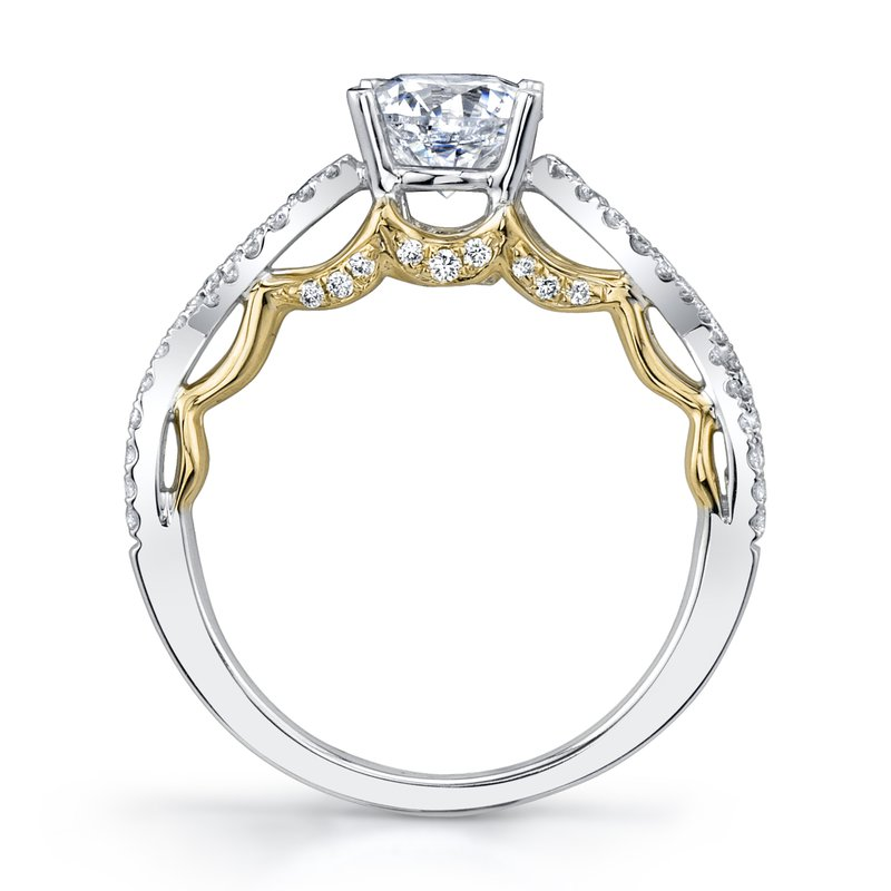MARS Jewelry - Engagement Ring 26131TT