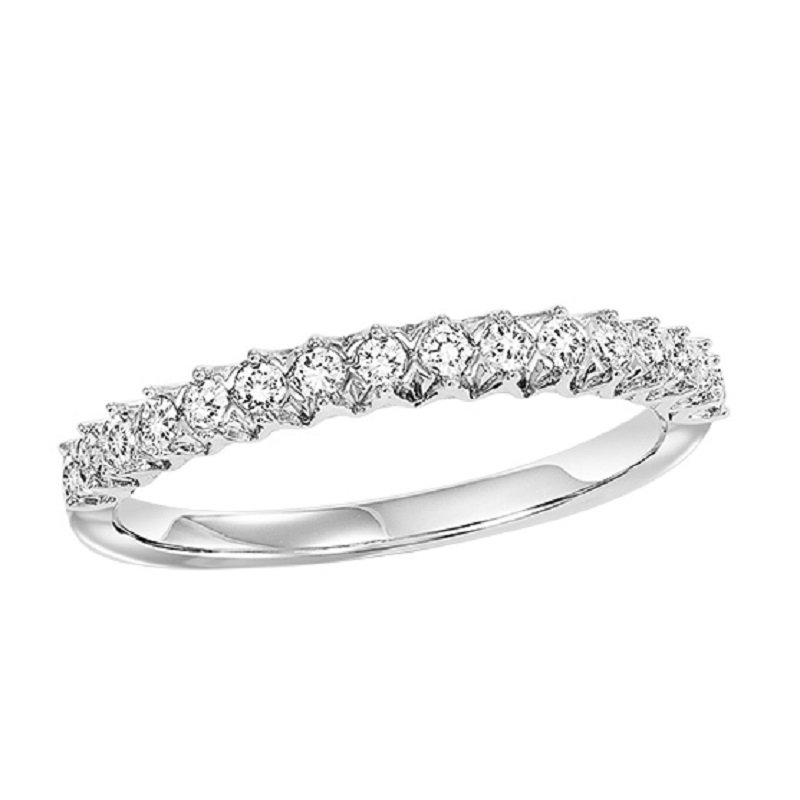 Bridal Bells 14K Diamond Band 1/3 ctw