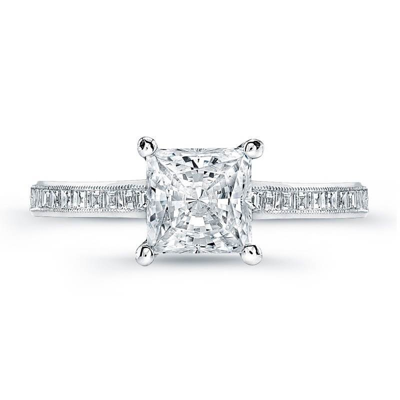 Jeff Cooper Hayley Engagement Ring