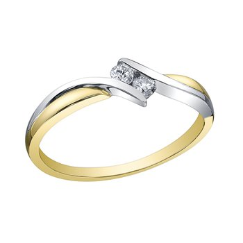 Together Forever™ Diamond Ladies Ring