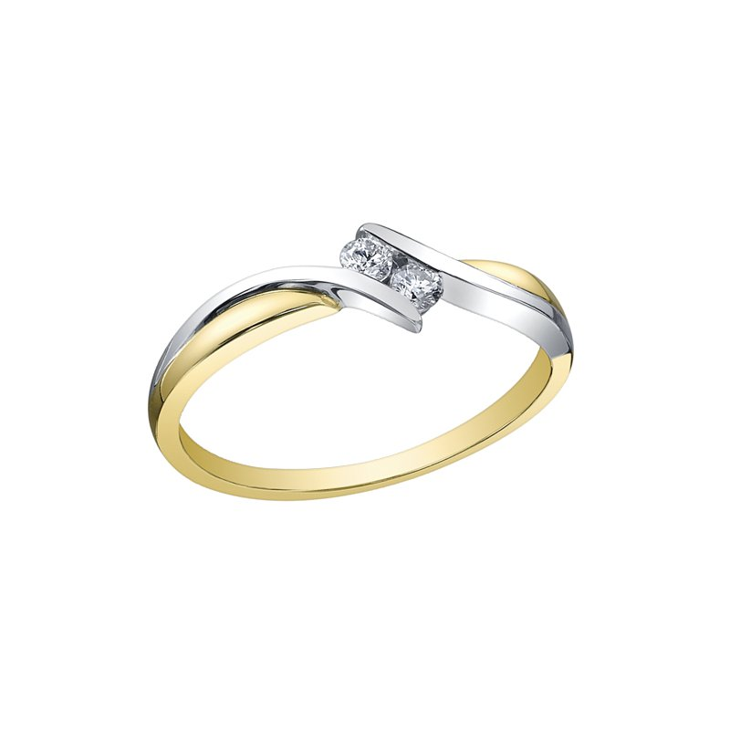 Timeless Beauty Together Forever™ Diamond Ladies Ring
