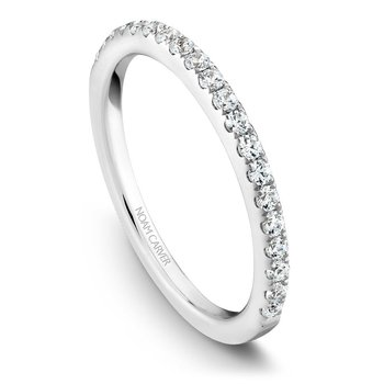 Noam Carver Wedding Band B038-01B