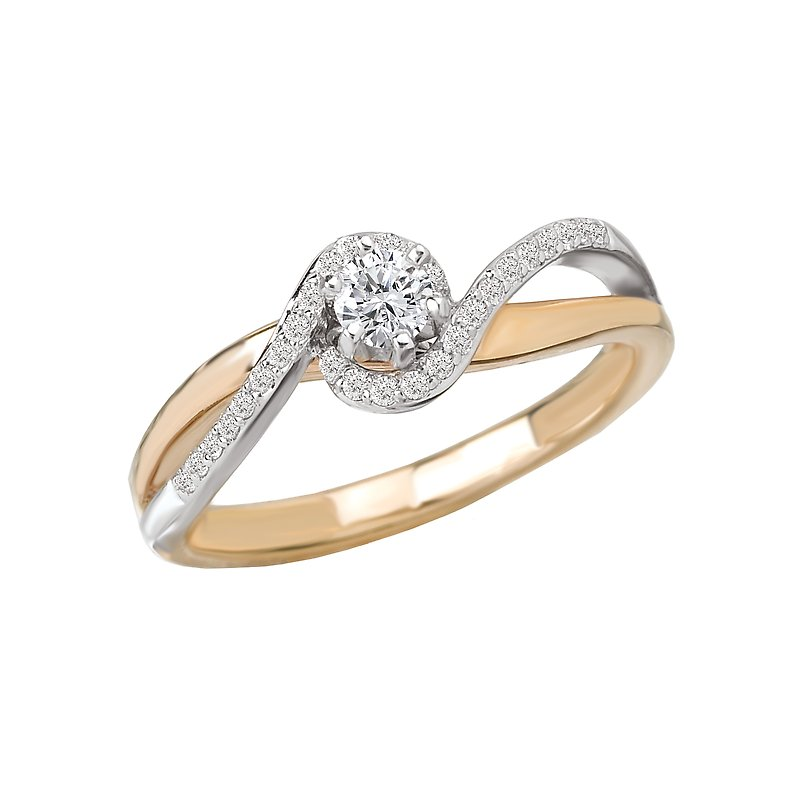 LaVie Classic Diamond Ring