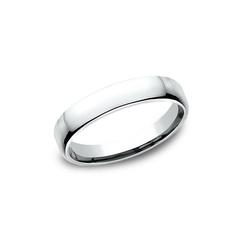 0a751aad643e6 Kassab Jewelers: Benchmark European Comfort-Fit Wedding Ring