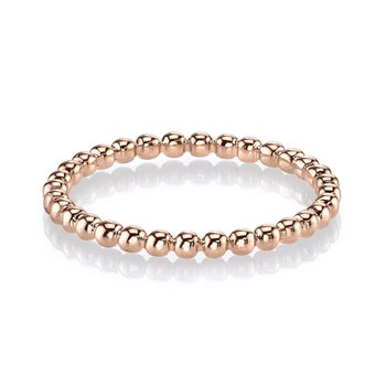 MARS 27029RG Stackable Ring
