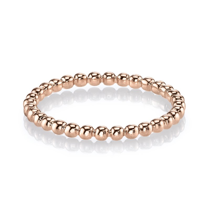 MARS Jewelry MARS 27029RG Stackable Ring