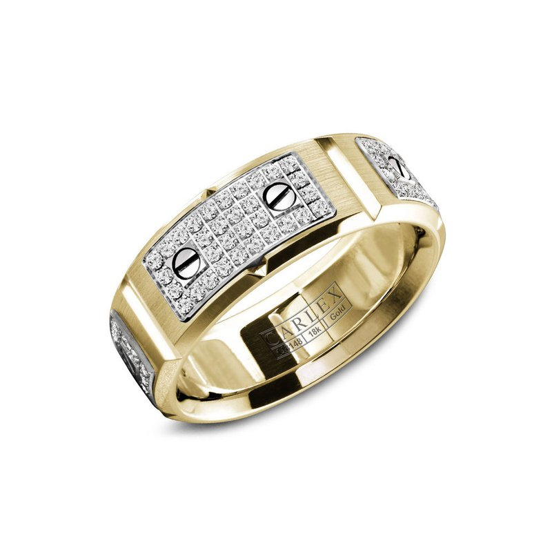 Carlex Carlex Generation 2 Mens Ring WB-9585WY