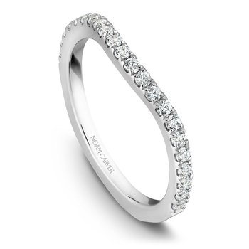 Noam Carver Wedding Band B001-05B