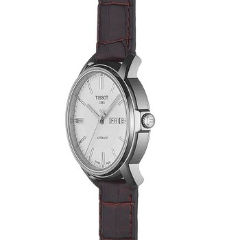 Automatic III Men's White Classic Automatic Watch