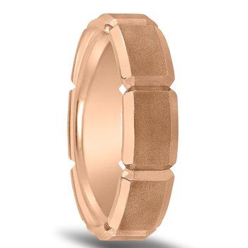 Colors Collection Wedding Band N01096 by Novell