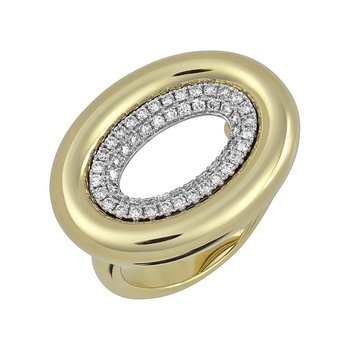 Diamond Fashion Ring - FDR14062YW