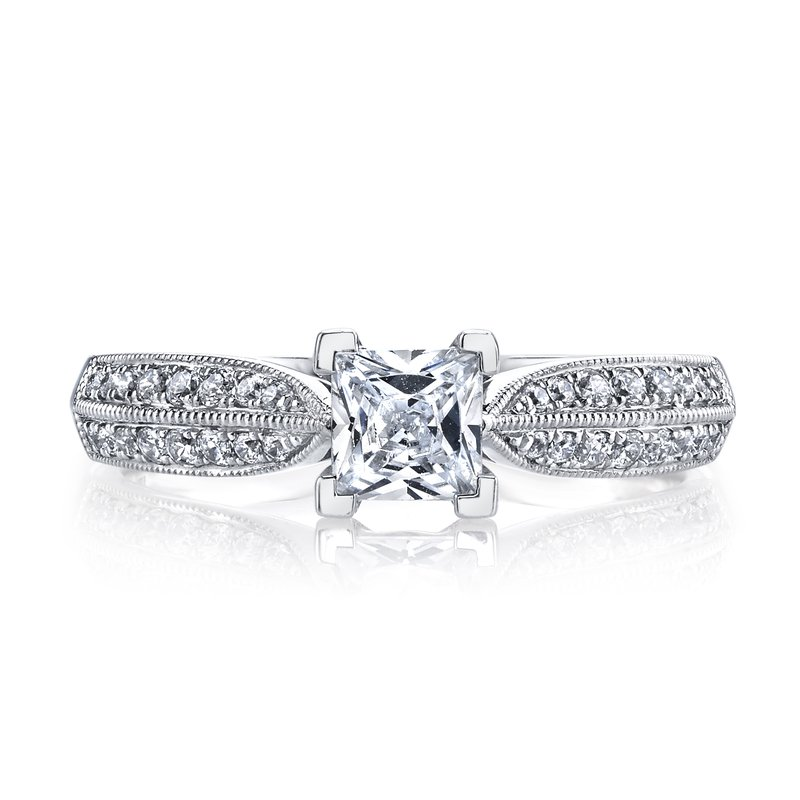MARS Jewelry 25354 Diamond Engagement Ring 0.22 ct tw