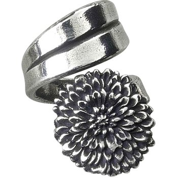 Ring, November/Chrysanthemum