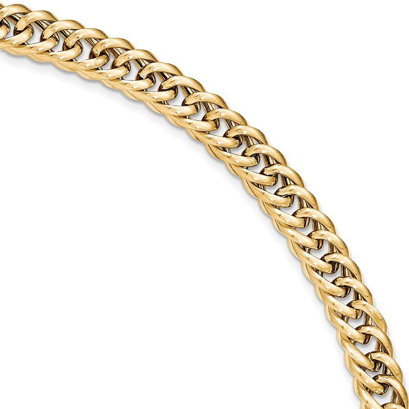 Quality Gold 14k Polished Link Bracelet