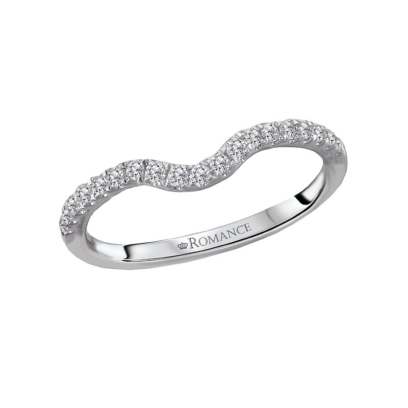 Romance Curved Matching Band