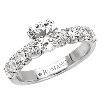 Solitaire Complete Diamond Ring
