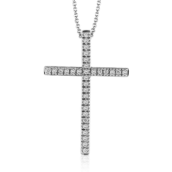 ZP194 CROSS PENDANT