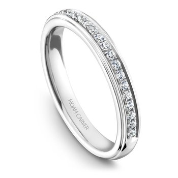Noam Carver Wedding Band B014-05B