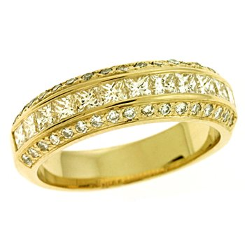 Yellow Gold Matching Band