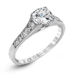 Zeghani ZR969 ENGAGEMENT RING