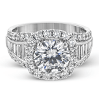 Simon G LR1164 ENGAGEMENT RING
