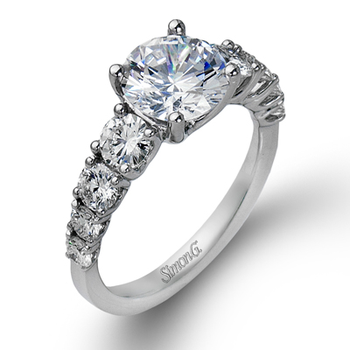 TR394 ENGAGEMENT RING