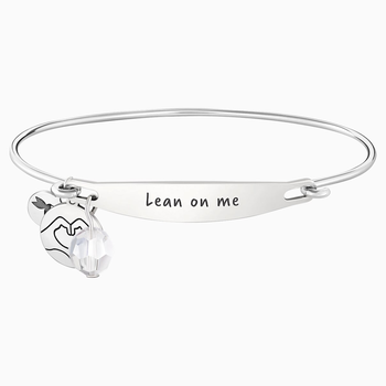 Lean On Me ID Bangle