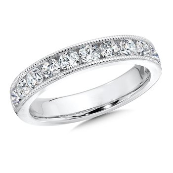 Diamond Annivarsary Band in 14K White Gold (1 ct. tw.)