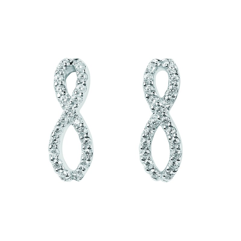 Ostbye Earrings Rd V 0.216