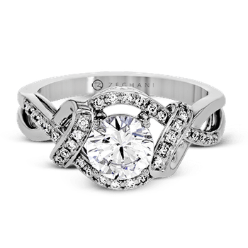 ZR1374 ENGAGEMENT RING