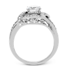 Zeghani ZR1374 ENGAGEMENT RING
