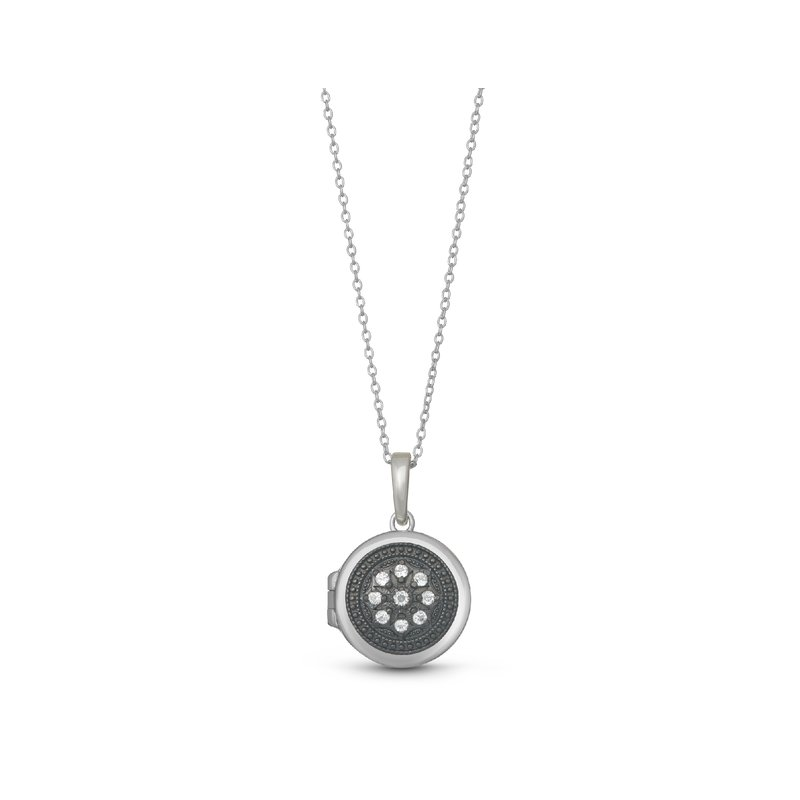 With You Lockets Roxette Petite Locket Necklace