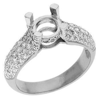 en6887wgld Engagement Ring