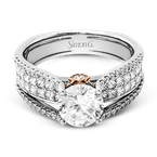 Simon G MR2286 ENGAGEMENT RING
