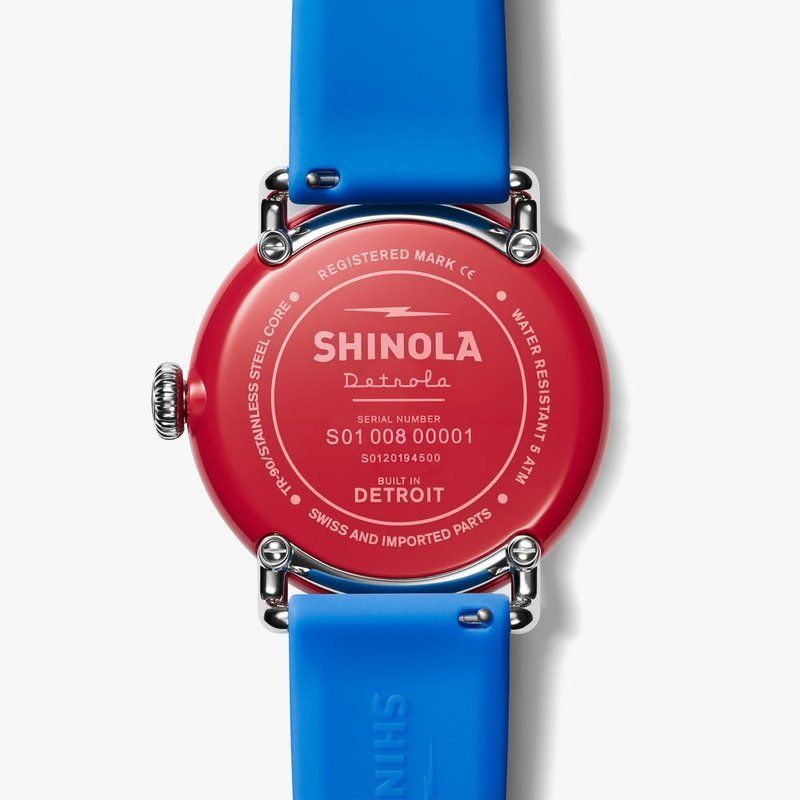 Shinola Watch: Detrola 3HD 43mm, The I Voted