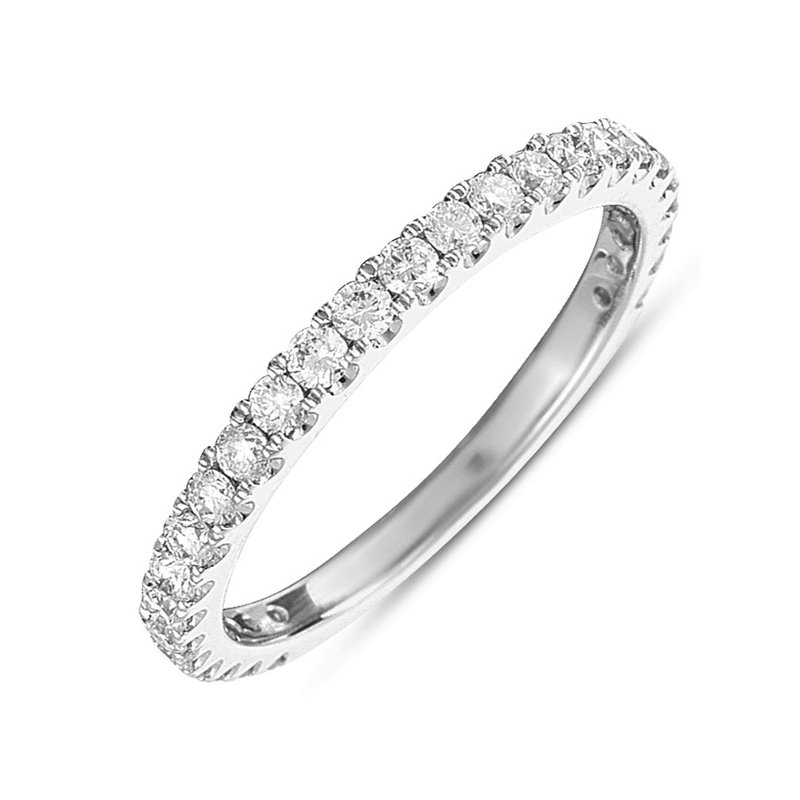 S. Kashi & Sons Bridal Matching Diamond Band