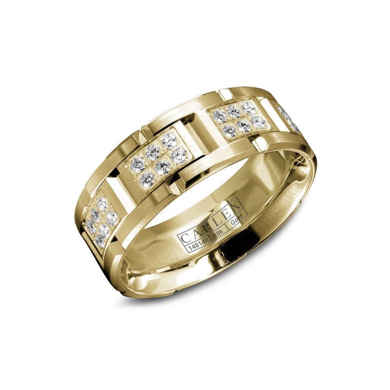 Carlex Carlex Generation 1 Mens Ring WB-9331Y