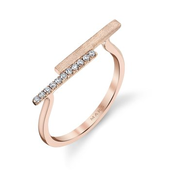 MARS 26835 Fashion Ring, 0.08 Ctw.
