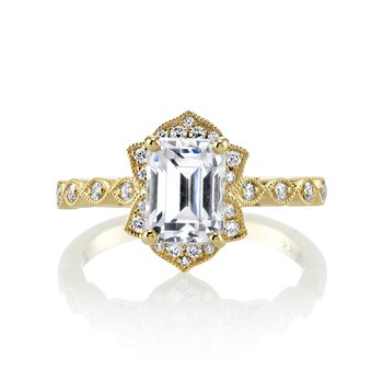 MARS Jewelry - Engagement Ring 27099